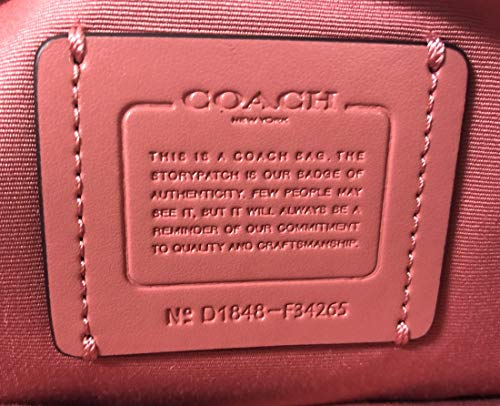 Coach Peony F38273 Pebble Leather Lyla Im Crossbody in BZwUqBarT