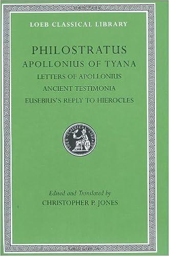 Life of Apollonius of Tyana: Volume I & Volume II