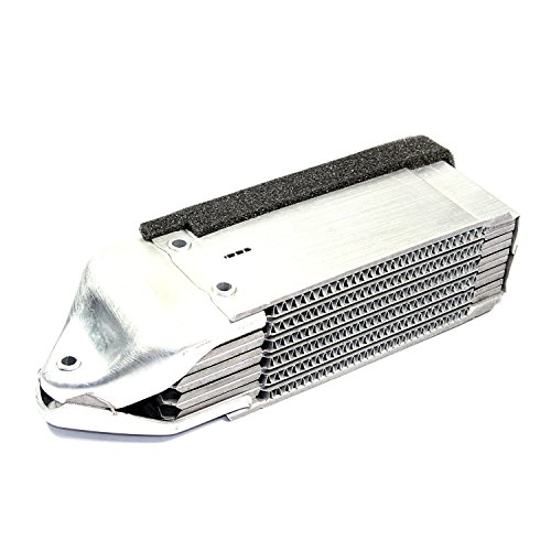 IAP Performance 113117021 Doghouse Oil Cooler for VW Beetle