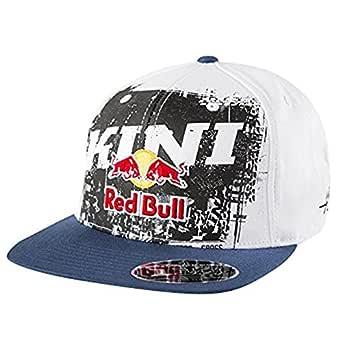 Kini Red Bull - Gorra de béisbol - para hombre blanco: Amazon.es ...