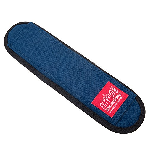 Manhattan Portage Luggage - Manhattan Portage Shoulder Pad, Navy, One Size
