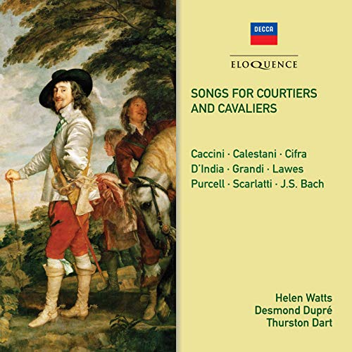 Songs for Courtiers and -
