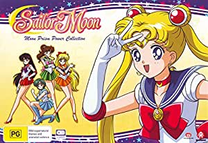Sailor Moon: Moon Prism Power Collection (DVD)