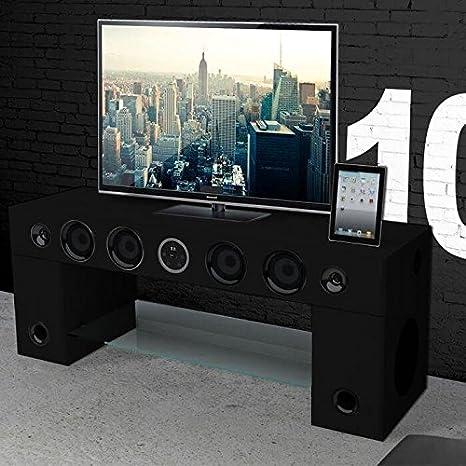 Soundstand100 Bluetooth Soundvision Tv Hifi Meuble Noir xQCoerBdW