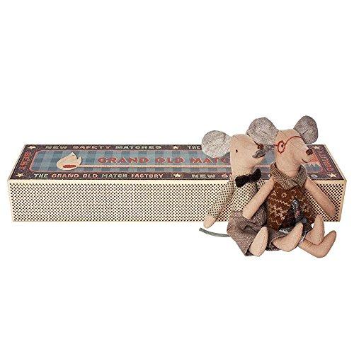 Ratoncito Pérez Petite souris–abuelos en boîte (Maileg 057592)