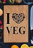 I love Veg Vegetarian Vegan Healthylife Vegetables Yoga - Best Reviews Guide