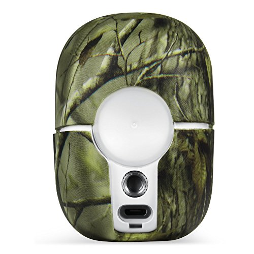 3 x Silicone Skins Compatible with Arlo Pro & Arlo Pro 2 Smart Security - 100% Wire-Free Cameras — by Wasserstein (3 Pack, Camouflage)