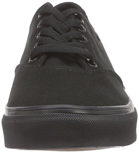 Vans Damen Winston Decon Low-Top Schwarz (canvas/black/black)