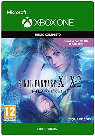 FINAL FANTASY X/X-2 HD Remaster  Xbox One - Código de descarga: Amazon.es: Videojuegos