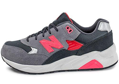 fucsia Grigio Arrivi Kl580gog Balance Donna Sneakers New Nuovi qg0BYg1