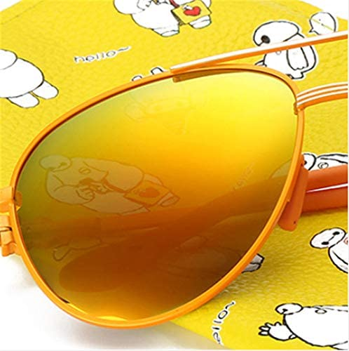 Fashion Kids Occhiali Da Sole Polarized Sunglasses Classic Shing Brilliant Sunglasses