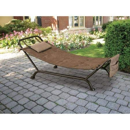 Mainstays Wentworth Deluxe Hammock (Mainstays Green Leaf Outdoor Swing Replacement Canopy)