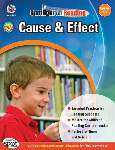 Cause & Effect, Grades 1 - 2 (Spotlight on ()