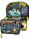 Disney Monsters University Kids Backpack with Detachable Lunch...