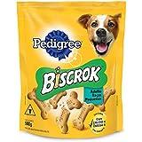 Biscoito Para Cachorros Pedigree Biscrok Raças Pequenas Adultos 500g