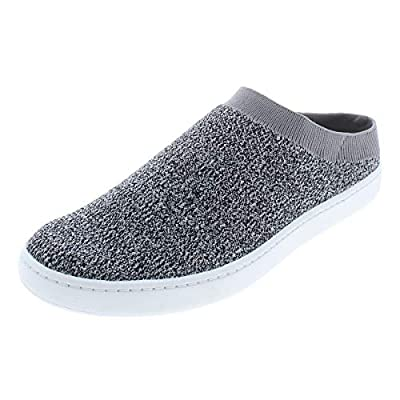 Vince Womens Ventura Knit Marled Mules