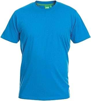 D555 Kingsize Flyers - Camiseta para hombre Azul azul 6X-Large- 157.48 cm-162.56 cm Pecho: Amazon.es: Ropa y accesorios