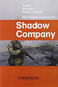 Shadow Company DVD special edition