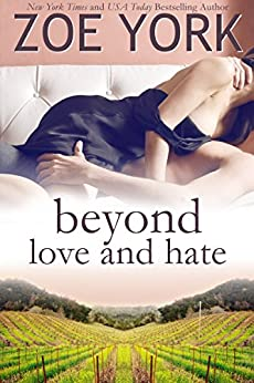 Beyond Love and Hate: A Small Town Romance (Wardham Book 5) by [York, Zoe]