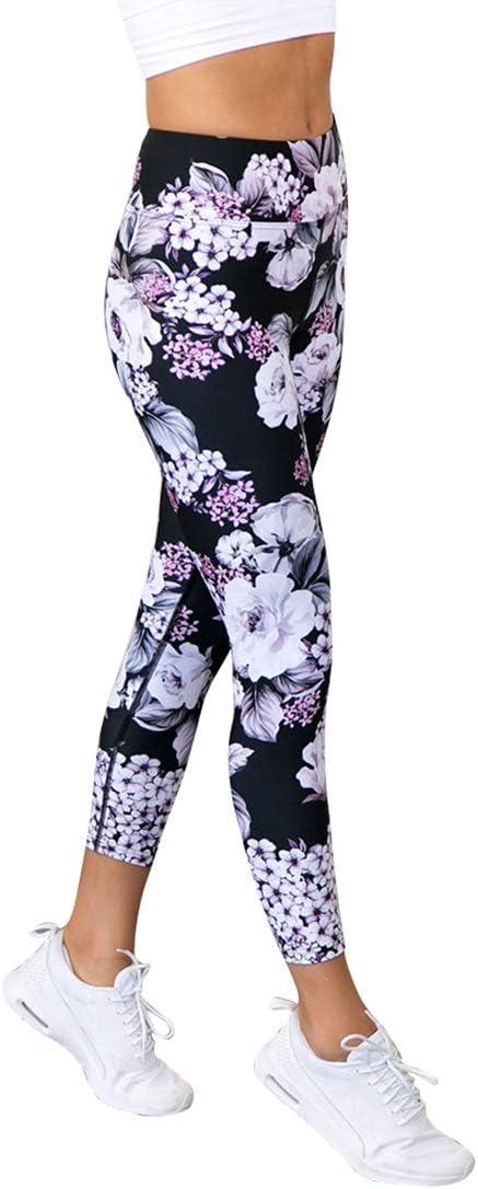 XYACM Pantalones de Yoga for Mujer Pantalones de chándal Fitness ...