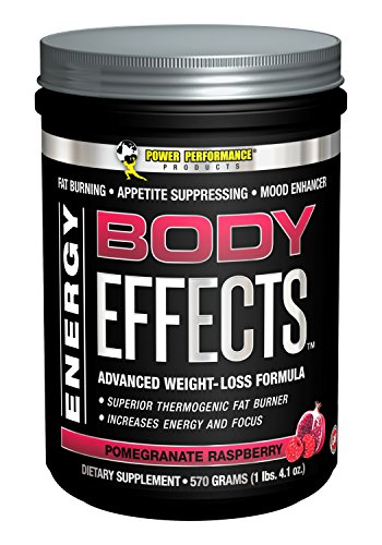 Body Effects – New Flavor – Power Performance Products Body Effects Pre Workout Supplement – the Ultimate Weight Loss, Fat Burning, Energy Boosting, Appetite Suppressing, Mood Enhancing and Muscle-Defining Supplement – Pomegranate Raspberry 570 grams 1lbs. 4.1 oz