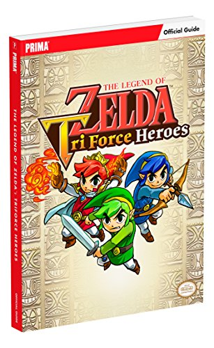 Edition Game Guide (The Legend of Zelda: Tri Force Heroes Standard Edition Guide)