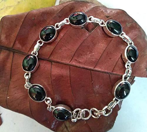 Boho bracelet Layering bracelet silver bracelet Bohemian jewelry