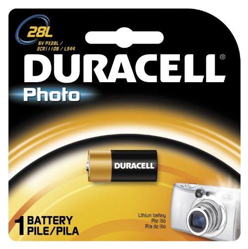 Duracell 6v Lithium Photo Battery - 5