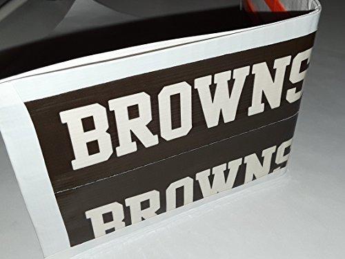 Cleveland Browns NFL Football Bi-Fold Duct Tape Wallet