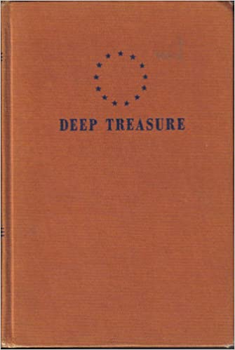 Deep treasure, : A story of the Greek sponge fishers of Florida