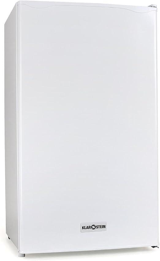 Klarstein 90L1-WH - Nevera, Frigorífico doméstico,Capacidad: 90 ...