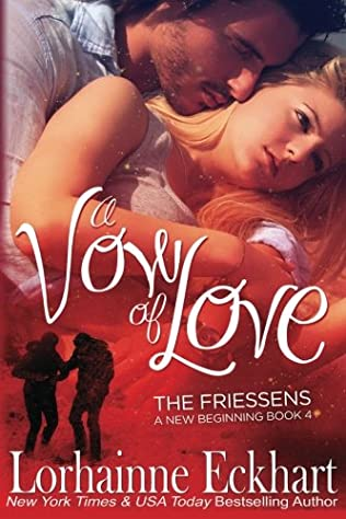 book cover of A Vow of Love