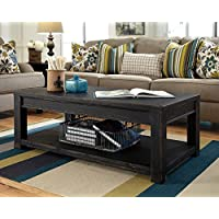 Bistro Coffee and Cocktail Tables Rectangle Wood Living Room Side End Table Modern Furniture