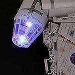 BRIKSMAX-Kit-di-Illuminazione-a-LED-per-Lego-Millennium-Falcon-Compatibile-con-Il-Modello-Lego-75192-Mattoncini-da-Costruzioni-Non-Include-Il-Set-Lego