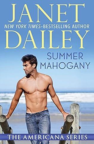 book cover of Summer Mahogany