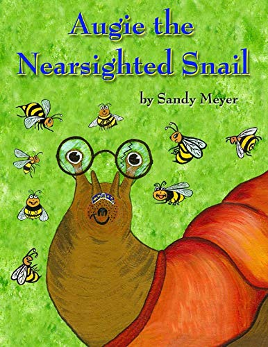 Augie the Nearsighted Snail (Woods in the Round)