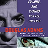 Bargain Audio Book - So Long  and Thanks for All the Fish
