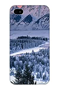165ad224915 Summerlemond Awesome Case Cover Compatible With Iphone 4/4s - Winter Images
