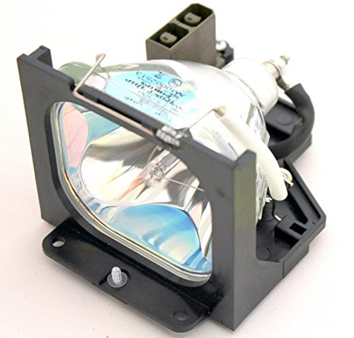 TLP-LF6 Toshiba LCD Projector Lamp Replacement. Lamp Assembly with High Quality Original Bulb Inside -