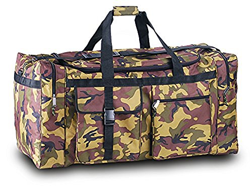 30-duffel-hunting-travel-sports-bag-with-4-pockets-camouflage