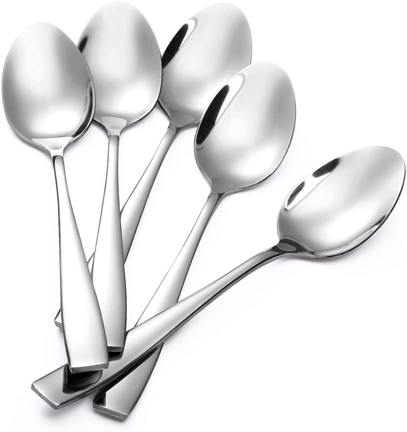 Eslite 12-Piece Stainless Steel Teaspoon,6.7-Inches