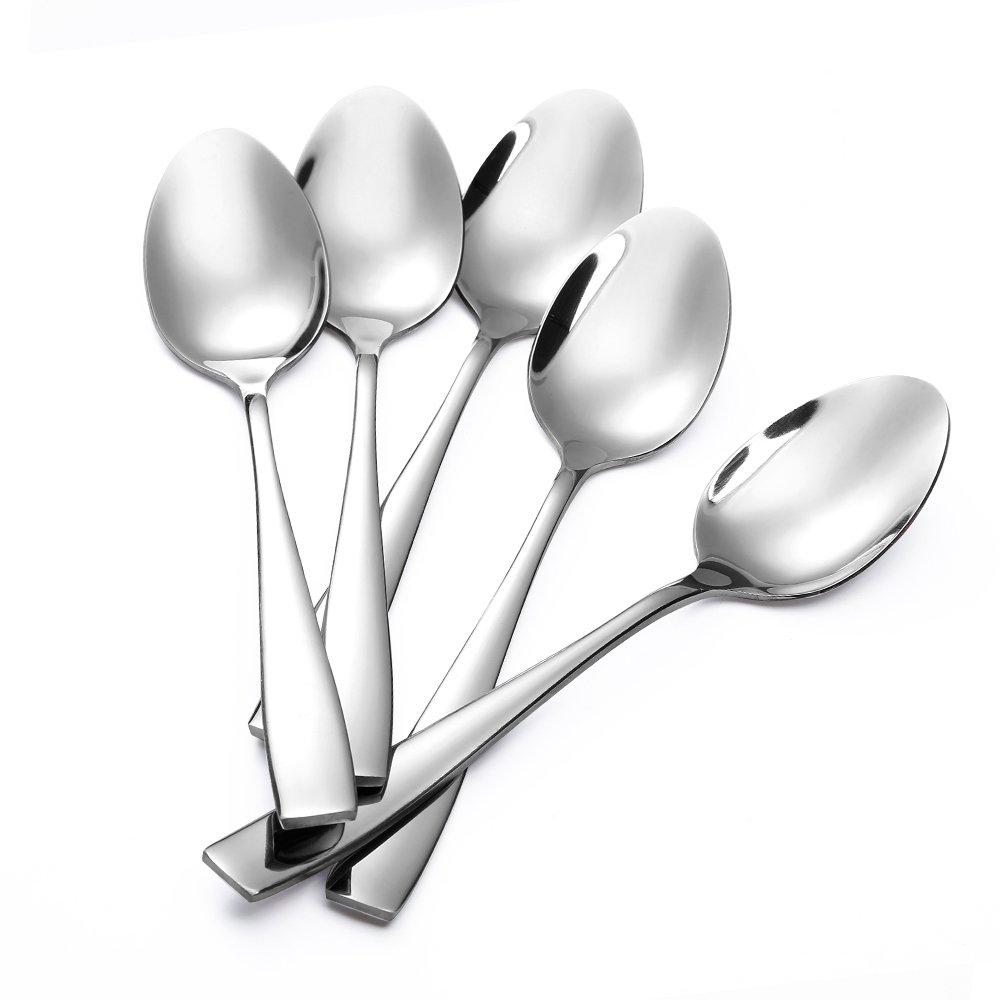 Eslite 12-Piece Stainless Steel Teaspoon,6.69-Inches