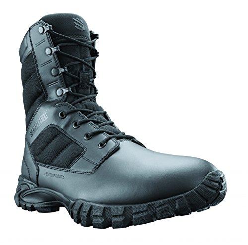 BLACKHAWK! V3 black BT02BK080W Tactical Boots 8 W/Waterproof, Clear