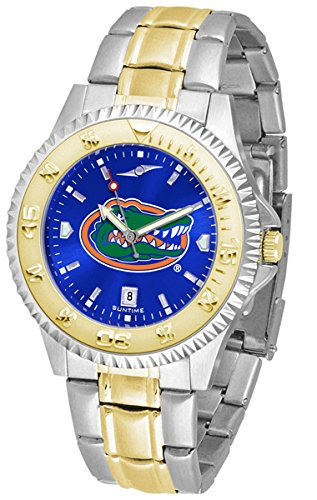Florida Gators Competitor Two-Tone AnoChrome Men's Watch