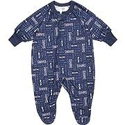 Gerber Seattle Seahawks Infant Blanket Sleeper - Royal Blue (0-6 Months)