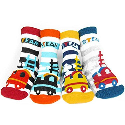 KF Non Skid Cotton Socks Value