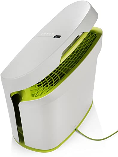 RabbitAir BioGS 2.0 Ultra Quiet HEPA Air Purifier SPA-625A Tone Leaf