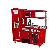 KidKraft 53173 Red Retro Kitchen