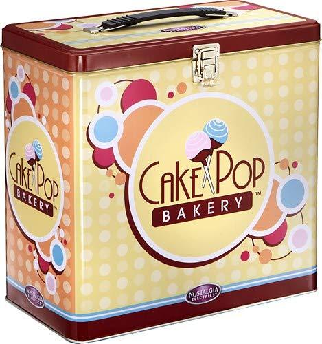 Yellow//Orange Cake Pop Party Kit Nostalgia Electrics