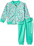Hello Kitty Baby Girls Scuba Knit Bomber Jacket